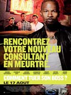 Horrible Bosses - 43 x 62 Movie Poster - French Style A