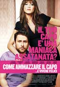 Horrible Bosses - 43 x 62 Movie Poster - Italian Style C