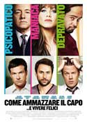 Horrible Bosses - 43 x 62 Movie Poster - Italian Style D