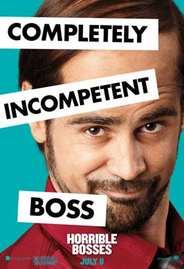 Horrible Bosses - 11 x 17 Movie Poster - Style L