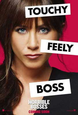 Horrible Bosses - 11 x 17 Movie Poster - UK Style D