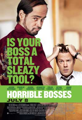 Horrible Bosses - 27 x 40 Movie Poster - Style D