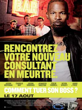 Horrible Bosses - 27 x 40 Movie Poster - French Style A