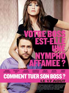 Horrible Bosses - 27 x 40 Movie Poster - French Style B