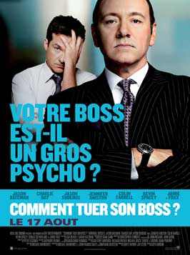 Horrible Bosses - 27 x 40 Movie Poster - French Style C
