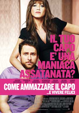 Horrible Bosses - 11 x 17 Movie Poster - Italian Style C