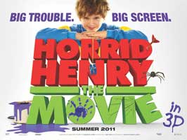 Horrid Henry: The Movie - 27 x 40 Movie Poster - UK Style A