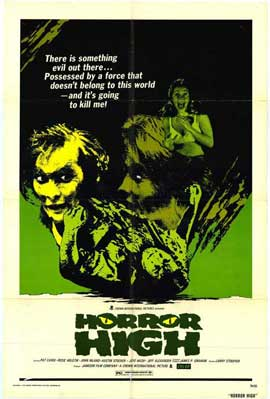 Horror High - 27 x 40 Movie Poster - Style B