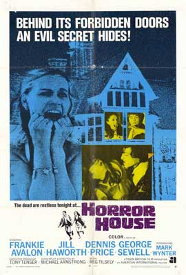 Horror House - 11 x 17 Movie Poster - Style A