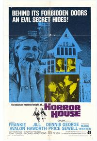 Horror House - 27 x 40 Movie Poster - Style A