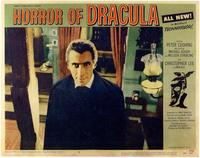 Horror of Dracula - 11 x 14 Movie Poster - Style A