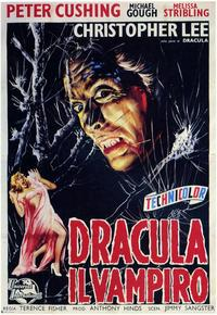 Horror of Dracula - 11 x 17 Poster - Foreign - Style A