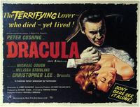 Horror of Dracula - 11 x 14 Movie Poster - Style B