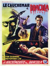 Horror of Dracula - 11 x 17 Poster - Foreign - Style C