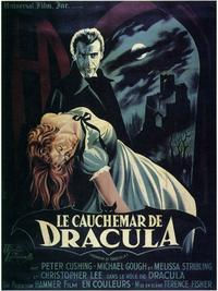 Horror of Dracula - 11 x 17 Poster - Foreign - Style D