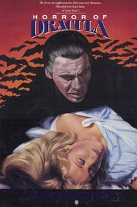Horror of Dracula - 11 x 17 Movie Poster - Style C