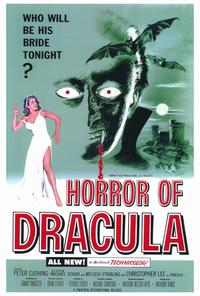 Horror of Dracula - 27 x 40 Movie Poster - Style A