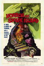Horror on Snape Island - 27 x 40 Movie Poster - Style A