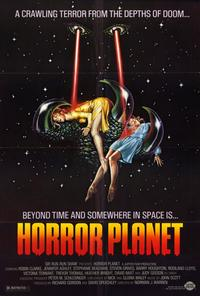 Horror Planet - 27 x 40 Movie Poster - Style A