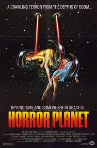 Horror Planet - 43 x 62 Movie Poster - Bus Shelter Style A