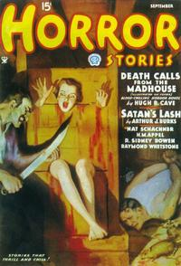 Horror Stories (Pulp) - 11 x 17 Pulp Poster - Style A