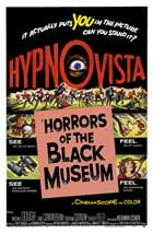 Horrors of the Black Museum - 11 x 17 Movie Poster - Style C