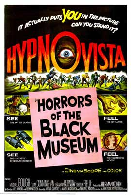 Horrors of the Black Museum - 27 x 40 Movie Poster - Style A