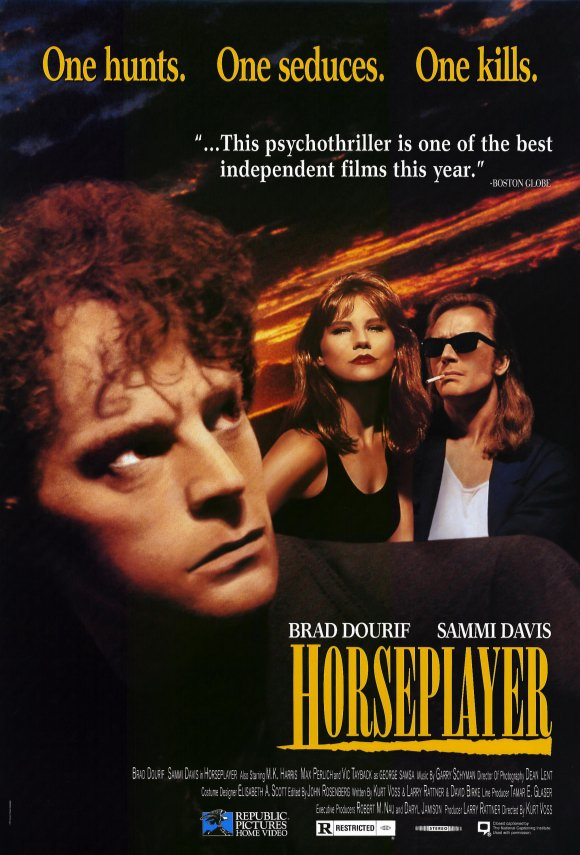 Horseplayer movie