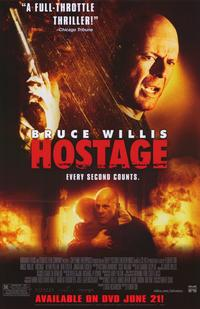 Hostage - 11 x 17 Movie Poster - Style B