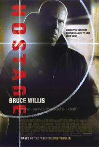 Hostage - 43 x 62 Movie Poster - Bus Shelter Style A