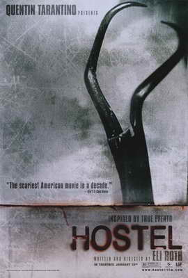 Hostel - 11 x 17 Movie Poster - Style A