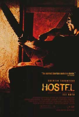 Hostel - 11 x 17 Movie Poster - Style B