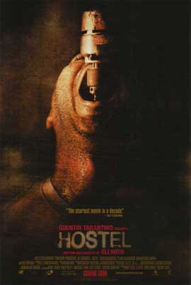 Hostel - 11 x 17 Movie Poster - Style E