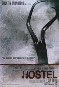 Hostel - 43 x 62 Movie Poster - Bus Shelter Style B