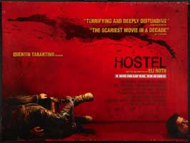 Hostel Part II - 30 x 40 Movie Poster UK - Style A