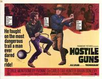Hostile Guns - 11 x 14 Movie Poster - Style A
