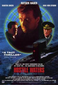 Hostile Waters - 11 x 17 Movie Poster - Style A