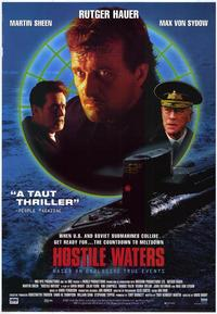 Hostile Waters - 27 x 40 Movie Poster - Style A