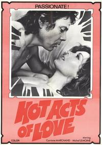 Hot Acts of Love - 11 x 17 Movie Poster - Style A