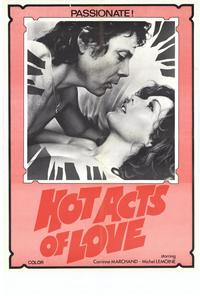 Hot Acts of Love - 27 x 40 Movie Poster - Style A