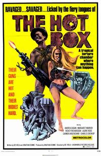 Hot Box - 11 x 17 Movie Poster - Style B