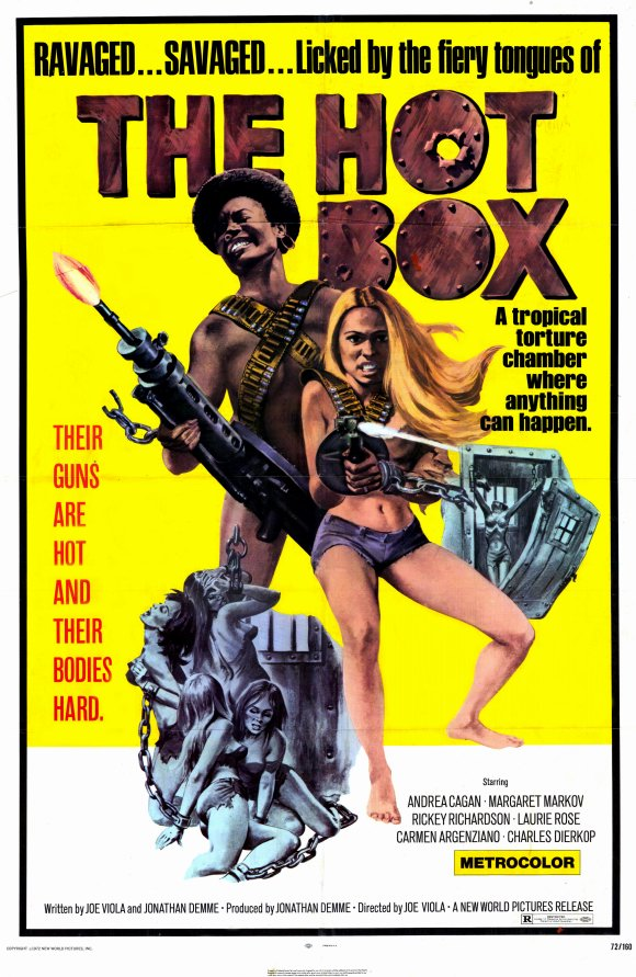 Hotbox movie