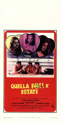 Hot Bubblegum - 13 x 28 Movie Poster - Italian Style A