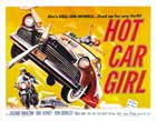 Hot Car Girl - 30 x 40 Movie Poster UK - Style A