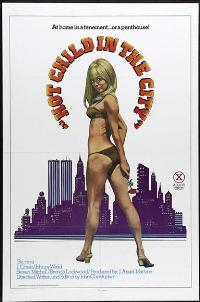 Hot Child in the City - 11 x 17 Movie Poster - Style A