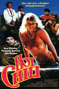 Hot Chili - 27 x 40 Movie Poster - Style B