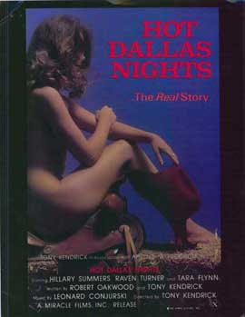 Hot Dallas Nights - 11 x 17 Movie Poster - Style A