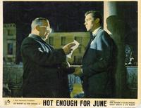 Hot Enough for June - 11 x 14 Movie Poster - Style A