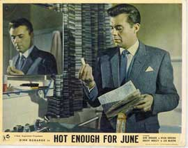 Hot Enough for June - 11 x 14 Movie Poster - Style B