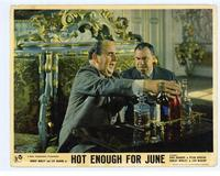 Hot Enough for June - 11 x 14 Movie Poster - Style D